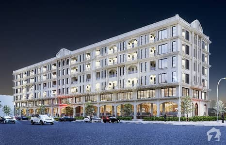 Galaxy Heights Apartment Sale On Dp  In The Heart Of Bahria Paradise On Gateway Bahria Town Main Gt Road