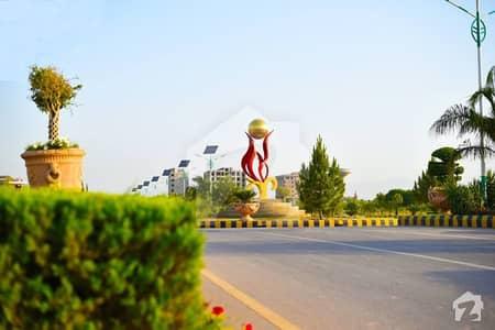 گلبرگ ریزیڈنشیا گلبرگ اسلام آباد میں 1 کنال پلاٹ فائل 7.5 لاکھ میں برائے فروخت۔