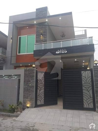 7 Marla Beautiful New Design House Available for Sale in Officer Garden
