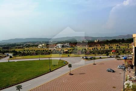 5 Marla Commercial Plot On Installments With Possession On Down Payment New Booking In Bahria Enclave Islamabad