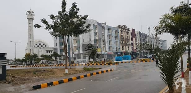 2 Bed Apartment For Sale  Reasonable Price In F17 Islamabad