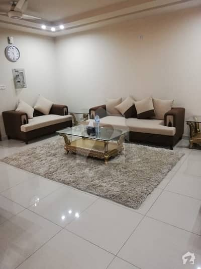 Fully Furnished Apartment Available For Rent At Bahria Phase 3
