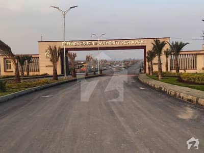 Sector A 1 Kanal South Open Plot Available At Reasonable Demand