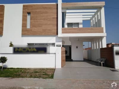10 Marla Double Storey House For Sale In Royal Orchard Multan