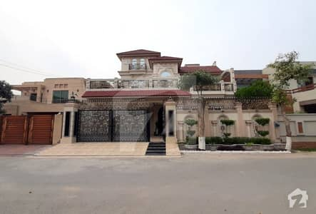Top Class Fully Luxurious A To Z Full Furnished Full Basement Plus Triple Storey With Elevator Owner Build 10000 Plus Covered Area You Would Never Have Seen Such A House Before