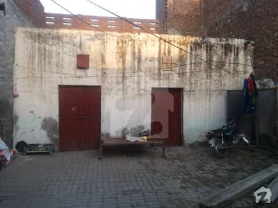 Old Single Storey House For Sale