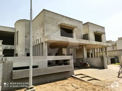14 Marla Brand New Grey Structure House For Sale