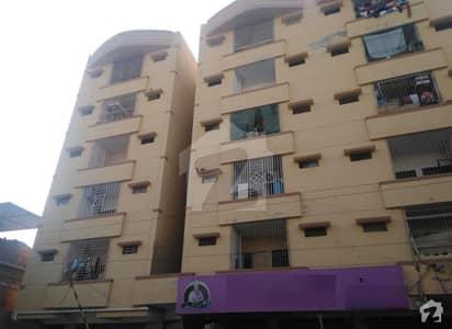 Al Abbas Haits 1300 Sq Feet Flat For Sale Main Wahdu Wah Road In Qasimabad Hyderabad