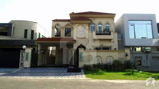 10 Marla Spanish House For Sale In D H A Phase 5 Lahore
