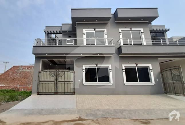 A Well Built Luxury 4 Marla 2 Houses A - Grade Are Available For Sale