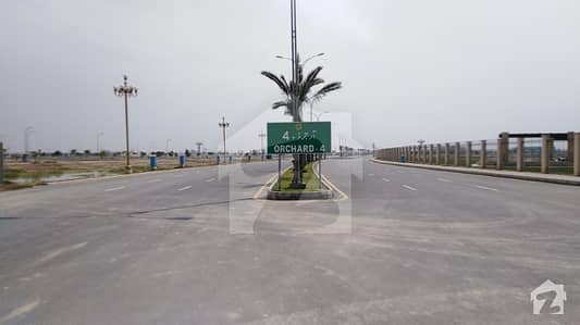Facing Park 5 Marla House Available For Sale In Bahria Orchard Phase 4 On Easy Installments