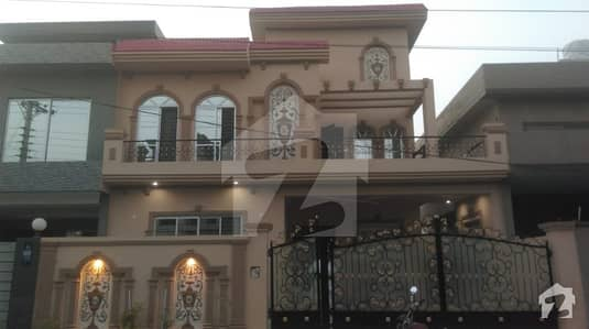 13 Marla Brand New Corner House 4 Bed Double Unit For Sale In Abdalian Comparative Society