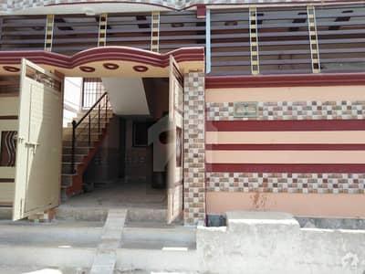 سُرجانی ٹاؤن - سیکٹر 4ڈی سُرجانی ٹاؤن گداپ ٹاؤن کراچی میں 2 کمروں کا 5 مرلہ مکان 70 لاکھ میں برائے فروخت۔