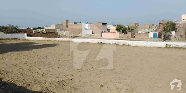 Such A Nice located 5.91 Commercial Plot Is Available For Sale On Installment In Resham Commercial Center