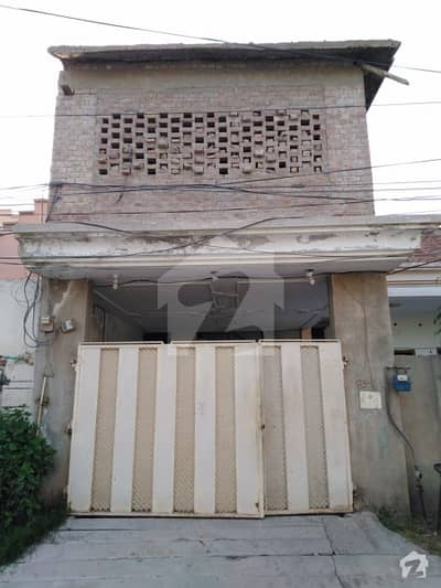 A Nicely Build 10 Marla Double Storey House Is Available For Sale In Mehrban Colony M D A Chowk Multan