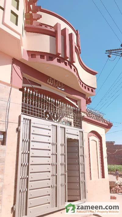 Double Storey Furnished House  Near To Sabzi Mandi Sambrial