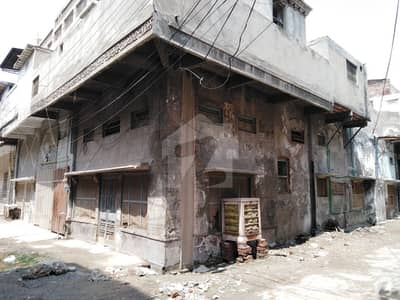 5 Marla Commercial Shop For Sale In Block No 18