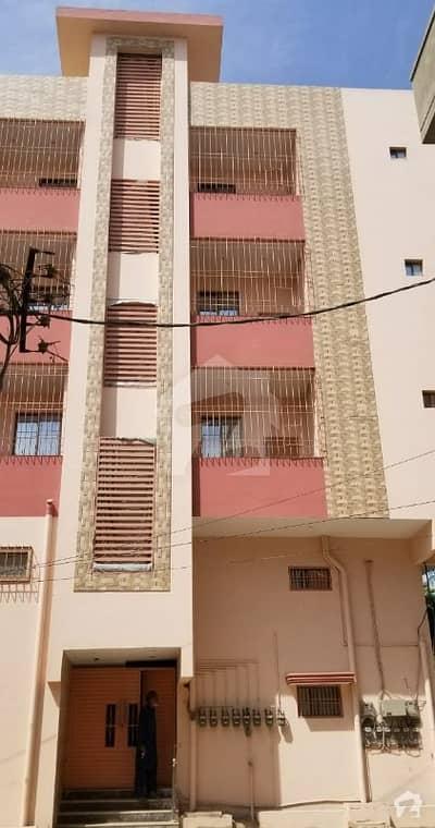 پی اینڈ ٹی ہاؤسنگ سوسائٹی کورنگی کراچی میں 2 کمروں کا 4 مرلہ فلیٹ 55 لاکھ میں برائے فروخت۔