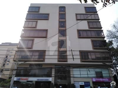 429 Sq. Ft Office For Sale In Alhafeez Business Center Gulberg III Lahore