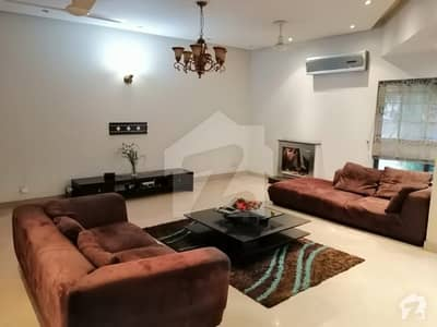 1 Kanal Furnished Upper Lock Lower Portion Non Furnished Available For Rent In DHA Phase 5 Lahore