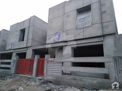 A Nicely Build 6 Marla Double Storey Villa Is Available For Sale On Installment in D H A Villas Multan