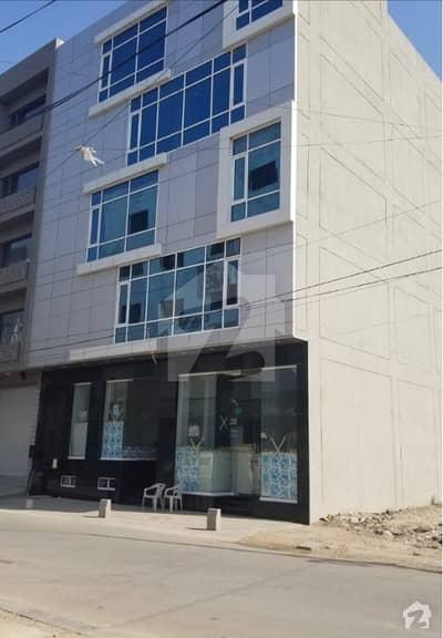 Main Kha Sehar 200yards Brand New Offices