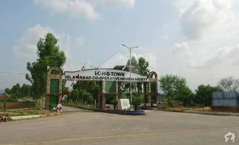 1 Kanal Plot Available In Ichs Town Islamabad