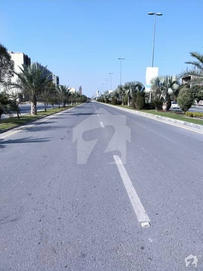 10 Marla Corner Residential Developed Plot 127 At Ideal And Builder Location Is Available For Sale In Ghazi Block