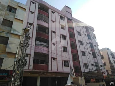 900 Sq Feet Flat For Sale In Hassan Square Unit No 6 Latifabad Hyderabad
