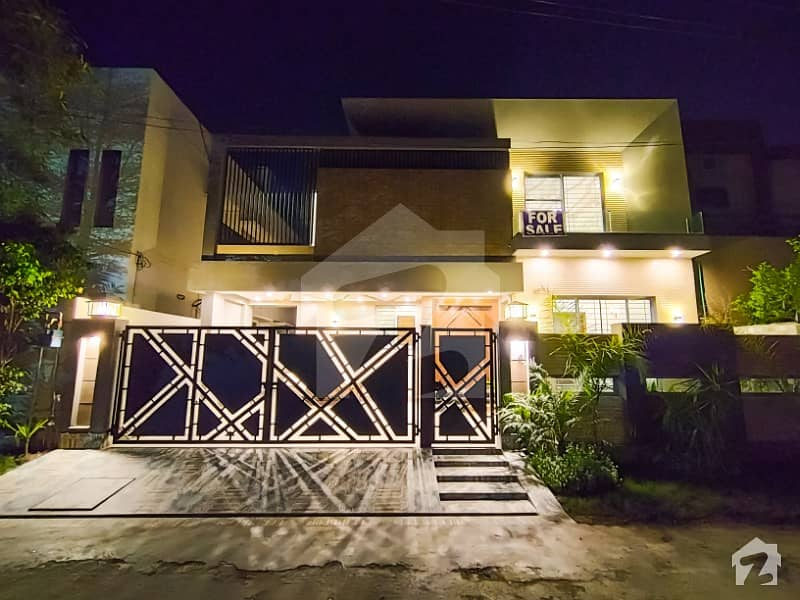 10 Marla German Style Luxurious Bungalow For Sale