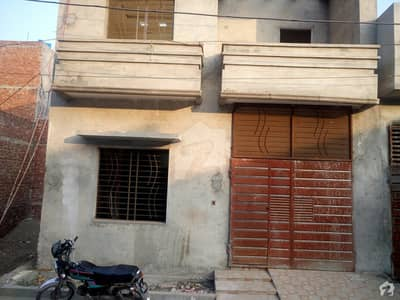 الحفیظ گارڈن لاہور میں 3 کمروں کا 4 مرلہ مکان 90 لاکھ میں برائے فروخت۔