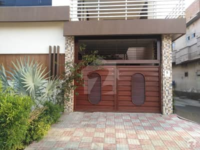 4 Marla Corner Double Story House For Rent