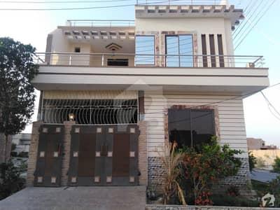 5.5 Marla Corner Double Storey House For Rent