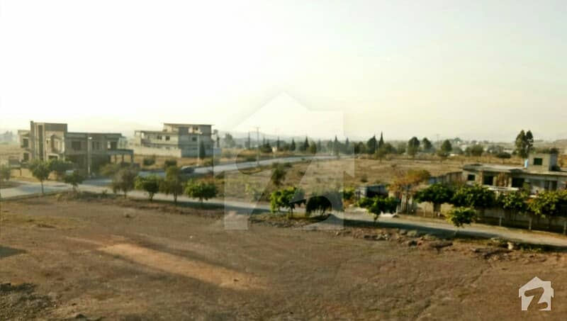 Plot For Sale In A Block Gulshan E Sehat E18 Islamabad