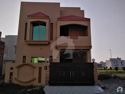 5 Marla House  Is Available At Good Location