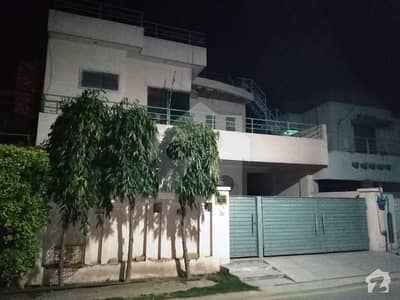 10 Marla House For Sale In Pchs Lhr Cantt