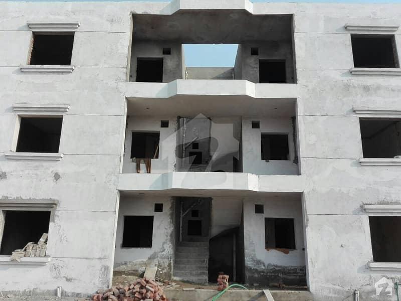 خیابان امین - بلاک پی خیابانِ امین لاہور میں 2 کمروں کا 5 مرلہ فلیٹ 22.5 لاکھ میں برائے فروخت۔