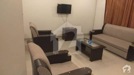 Two Bed Apartment Furnished For Rent In Bahria Town Phase 4