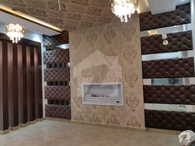 10 Marla Locking Brand New Well Constructed Beautiful House For Rent In Chambelli Block Bahria Town Lahore