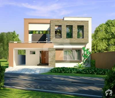 10 Marla Brand New House For Sale In Bahria Town Phase 8 Sector C