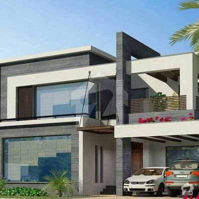 1 Kanal Brand New House Avaible On Rent In Bahria Town Phase 8 Sector A