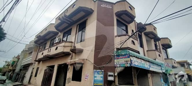 کاہنہ پل اسلام آباد میں 10 مرلہ عمارت 2.2 کروڑ میں برائے فروخت۔