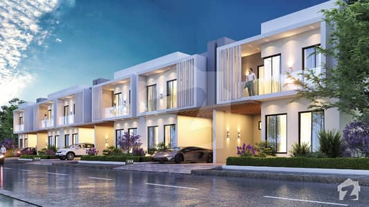 4 Bed Luxury Villa On Installment In Capital Smart City