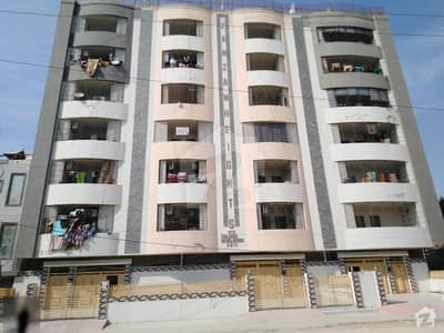 Unit No. 6, Zam Zam Heights, 1237 Square Feet Flat For Sale In Latifabad Hyderabad