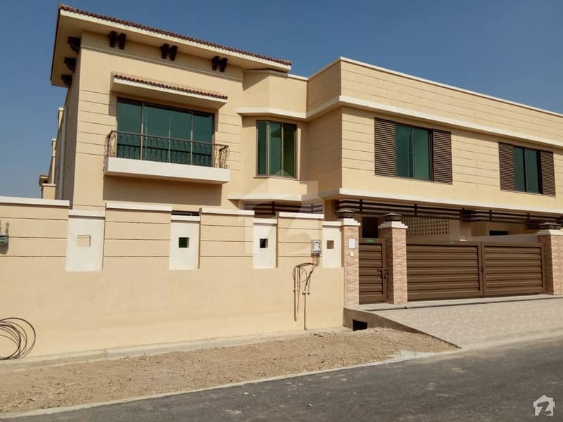 West Open Brand New Brigadier House Available For Sale In Askari 5 Malir Cantt Karachi