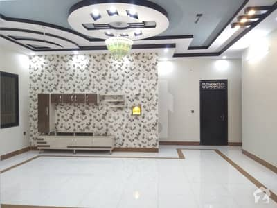 400 Square Yards Brand New House For Sale In Block 3 Jauhar
