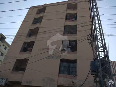 Flat Available For Rent At Shams Residency Alamdar Chowk Qasimabad Hyderabad