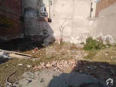 ایلیٹ وِلاز بیدیاں روڈ لاہور میں 3 مرلہ رہائشی پلاٹ 25 لاکھ میں برائے فروخت۔