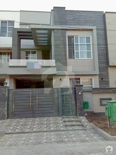 5 Marla Brand New Luxury House For Sale In Bahria Town Lahore Near To McDonald's , Rainbow Store And Mosque