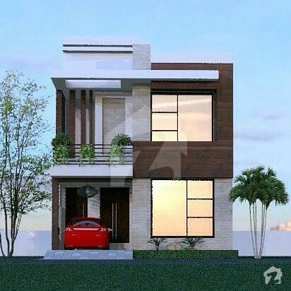 5 Marla Brand New House For Sale In Bahria Town Phase 8 Rafi Block